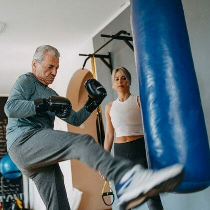 Staying Active In Retirement