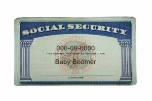 Social Security Penalties - Baby Boomer