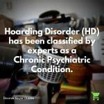 Hoarding Disorder in the elderly