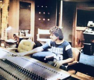 David Goldstein Recording Engineer