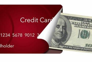 cash back credit card