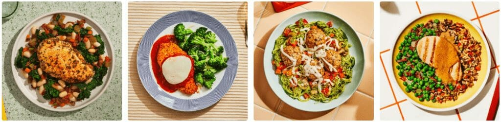 4 meal kits for baby boomers