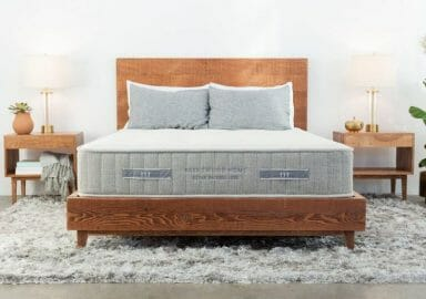 Brentwood Cedar Natural Luxe Mattress for baby boomers e1592239520474 Best Mattress For Baby Boomers - Top Picks For 2021