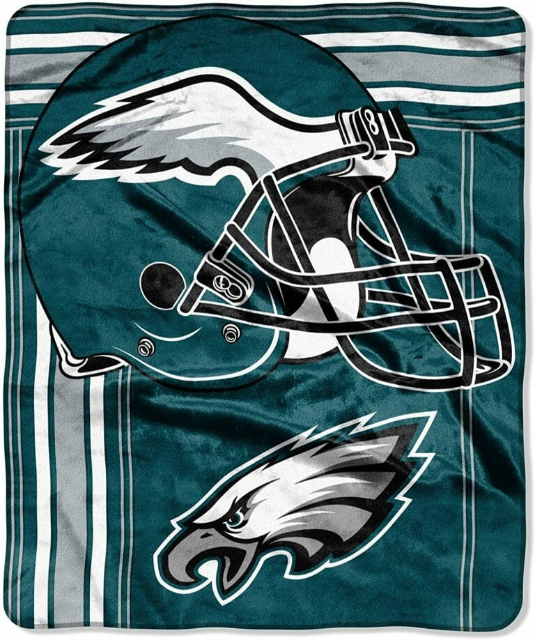 NFL Throw Blanket 5 Father's Day Gift Ideas For Last-Minute Shoppers