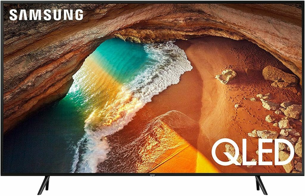 Samsung QLED TV for Dad 5 Father's Day Gift Ideas For Last-Minute Shoppers