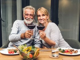 Meal kit delivery for seniors