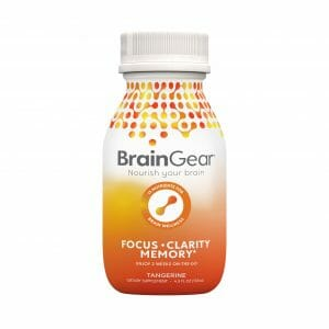 BrainGear Memory Focus and Clarity and