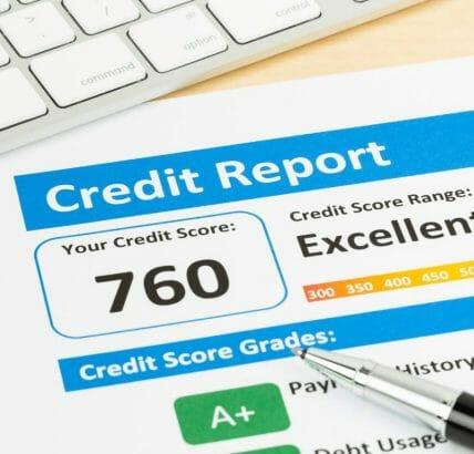credit repair - credit report