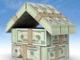 home equity - house made of money