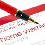 Home Warranty Feature