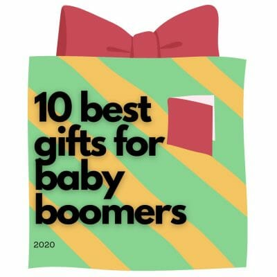 10 best gifts for baby boomers
