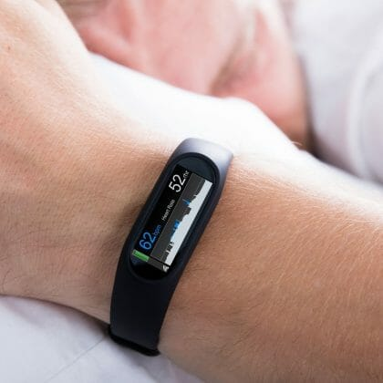 activity trackers for over 55 people
