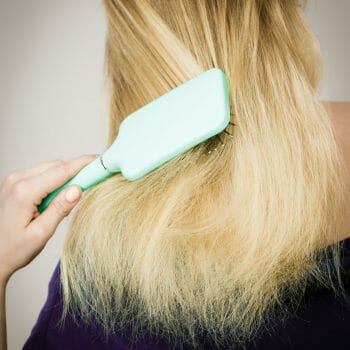 How to Take Care of Aging Hair