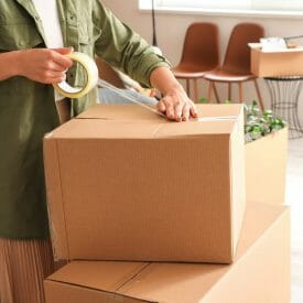 moving home packing tips