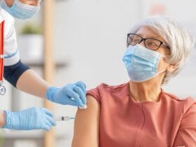 U.S. seniors COVID vaccine