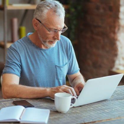 What is semi-retirement