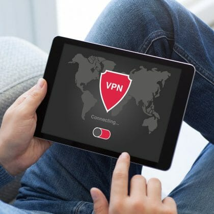 Protect Your Personal Information Online - Use a VPN!