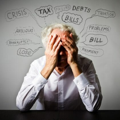 how to eliminate debt before retirement