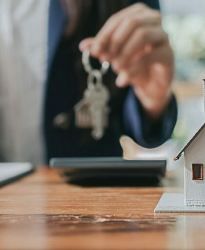 Become a licensed real estate agent