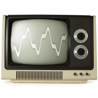 1960s TV set - Baby boomer influences