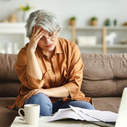 Retirement Anxiety – Tips to Help Seniors Cope