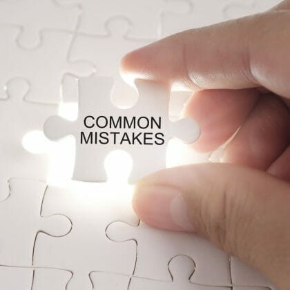 Common Baby Boomer Retirement Mistakes to Avoid