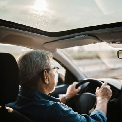When and How to Recommend that Your Aging Parent Should Stop Driving