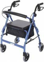 Best 4 Wheel Walkers For Seniors – Our Top Picks For 2020