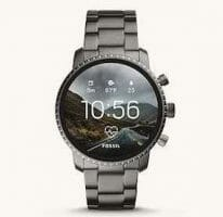 Fossil Gen 4 Smartwatch Metal Band