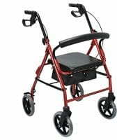 Healthline folding lightweight walker